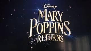 Mary poppins returns Disney channel on the set