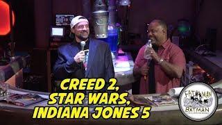 Creed 2, Star Wars, Indiana Jones 5