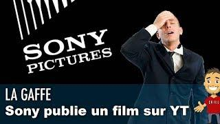 SONY publie un FILM COMPLET sur YOUTUBE au lieu d'un TRAILER ...