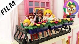 Playmobil film italiano  NUOVA CASA per gli SCHNOSEL-  famiglia Vogel