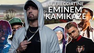 EMINEM, KAMIKAZE - Le Frecciatine Alla New Wave (Lil pump, Lil xan, 21 Savage,MGK...)