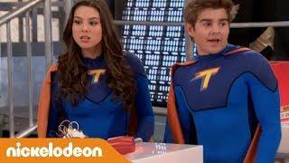 I Thunderman | Il potere gemello: 3 sfide | Nickelodeon Italia