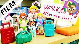 Famiglia Vogel |Casa viene venduta? fuori tutti!| playmobil film italiano