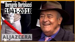 ???????? Italian film director Bernardo Bertolucci dies aged 77 | È morto il regista Bernardo Bertol