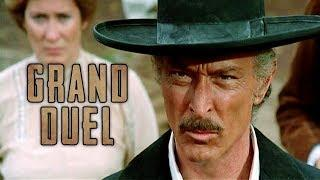 The Grand Duel (Classic Western, LEE VAN CLEEF, Italian, Full Length) free western movies