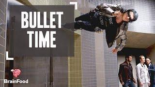Sai cos'è il BULLET TIME? Te lo spieghiamo noi! | Curiosità by Brain Food