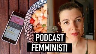 ???? PODCAST FEMMINISTI in italiano || Cimdrp consiglia