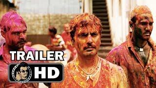 SACRED GAMES Official Trailer (HD) Netflix Drama Series