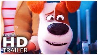 PETS 2: VITA DA ANIMALI Trailer Italiano (2019)