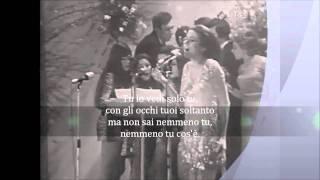 Gigliola Cinquetti romantico blues (subtitulado-italiano)