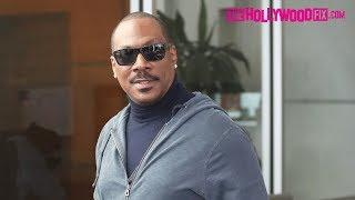 Eddie Murphy Reveals His Favorite African American Comedian To Cast In 'Coming To America 2' 4.30.19