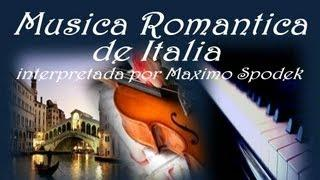 MUSICA ROMANTICA DE ITALIA, INSTRUMENTAL