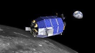 Sciami meteorici estraggono acqua dal suolo lunare