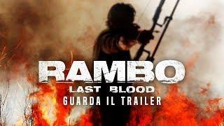 RAMBO LAST BLOOD Trailer Ufficiale - Dal 14 novembre al cinema