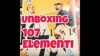 NEFFA  - 107 ELEMENTI [UNBOXING]