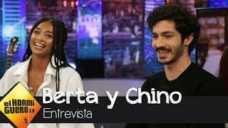 """Berta: """"El prota quiere demostrar que su relación ha fracasado por la física"""" - El Hormiguero 3.0"""