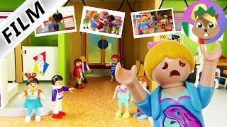 Playmobil Film Italiano | FOTO PRIVATE appese a scuola -Bulla esagera | Famiglia Vogel