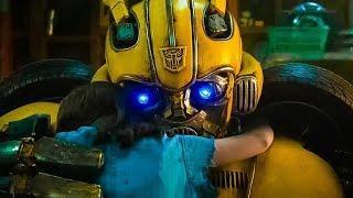 BUMBLEBEE 2018 Trailer Film Azione Italiano Transformers