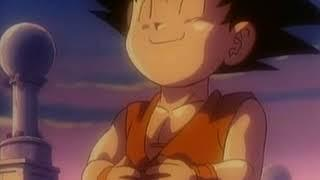 Vegeta sfida Goku DRAGON BALL GT ITALIANO
