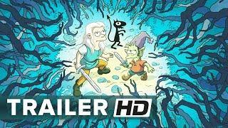 Disincanto - Trailer 1 Italiano Ufficiale HD - Netflix