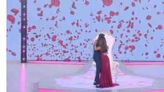 Una romantica proposta di matrimonio all'Isola dei Famosi | Wind Zuiden