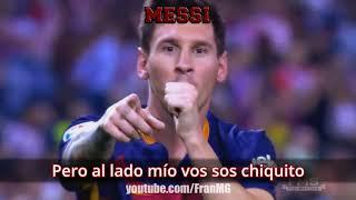 Messi vs Cristiano Ronaldo  Épicas Batallas de Rap del Fútbol -Video de Fran MG