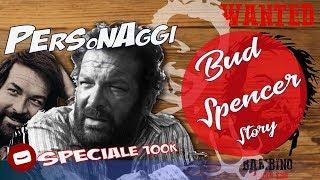 PERSONAGGI: BUD SPENCER STORY - IL MEGLIO DELLA COMMEDIA E WESTERN ITALIANI - SPECIALE 100000